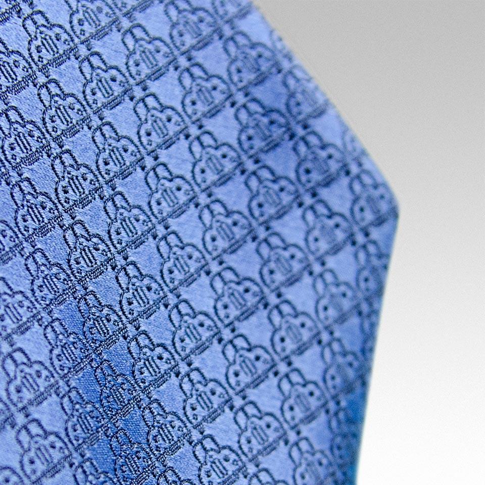 400 Car Woven Silk Tie