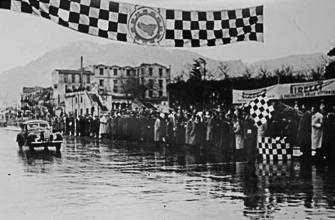 1948 Polish Rally