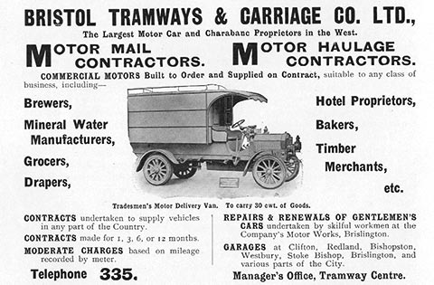 Bristol Tramways & Carriage Company